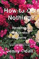 odell - how to do nothing